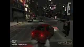 GTA IV Tokyo Drift