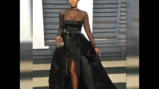 Every Dress You Need to See From the Vanity Fair Oscars Afterparty in 60 Seconds