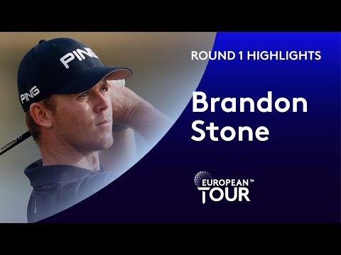 Brandon Stone shoots 6 under par in Mauritius | Round 1 | 2020 AFRASIA BANK Mauritius Open