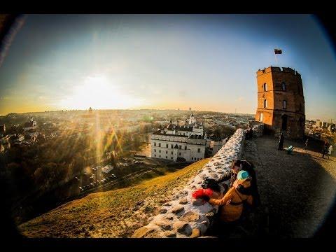 Vilnius trip vblog