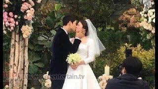 Toàn cảnh lễ cưới của Song Joong Ki & Song Hye Kyo (31/10/2017) - Song Song's wedding scene
