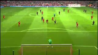 Liverpool FC 3-1 Bayer 04 Leverkusen 12th august 2012