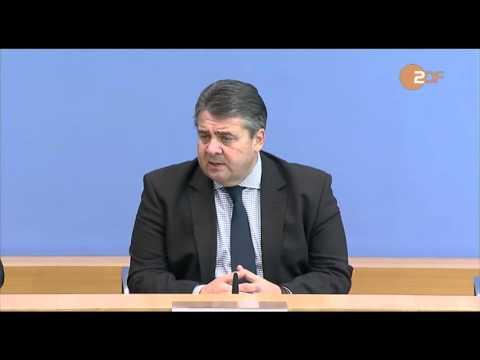 Bundesminister Gabriel zu den energiepolitischen Beschlüssen des Bundeskabinetts