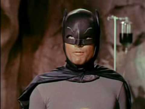 1965 Batman ABC Network Presentation