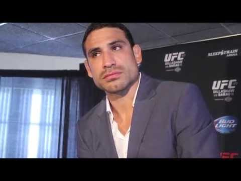 Danny Castillo Ive Just Scratched the Surface UFC 177 Pre Fight