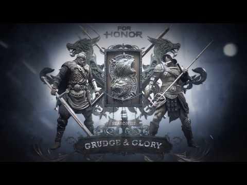 For Honor: Season 3 Trailer - Highlander, Gladiator, Maps, Ranked Mode