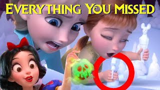 Frozen 2 Everything You Missed (Easter Eggs & Secrets & Mistakes)