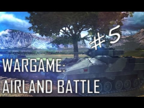 Wargame: Airland Battle Beta Gameplay #5 (Ragnarok, 10v10)