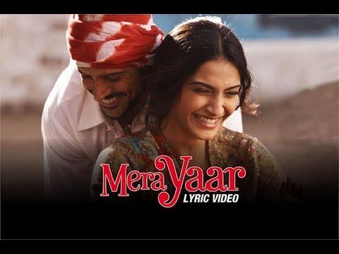 Bhaag Milkha Bhaag – Mera Yaar Official New Full Song Lyric Video.