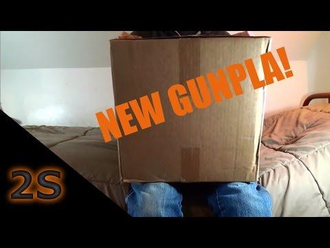 Another Gunpla Haul!   USA Gundam Store Unboxing