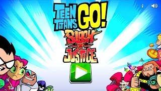 Teen Titans Go! Slash of Justice - ROBIN [Cartoon Network Games]