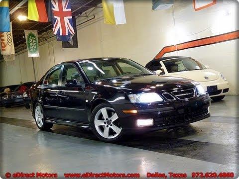 2006 Saab 9 3 Aero Edirect Motors Youtube