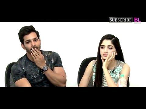 Sanam Teri Kasam   Harshvardhan Rane and Mawra Hocane REVEAL details about their relationship!