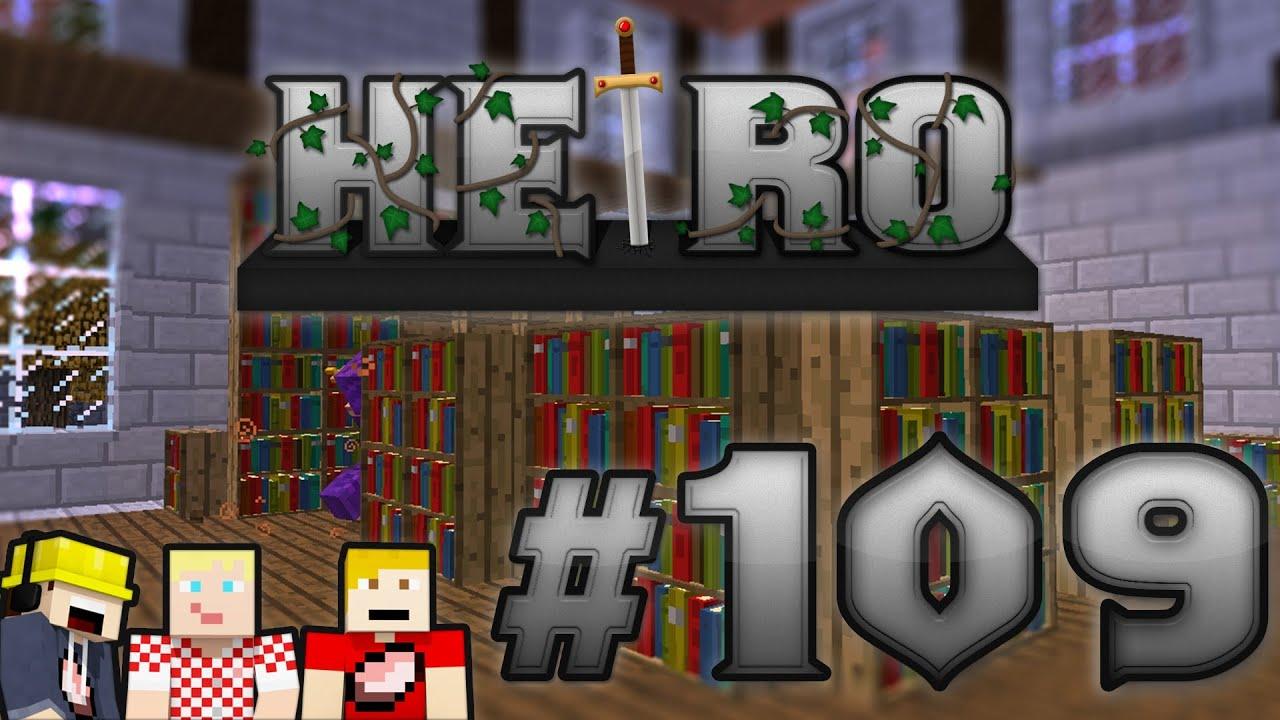 Minecraft hero 109 die gewalt h lt einzug ins - Minecraft kinderzimmer ...