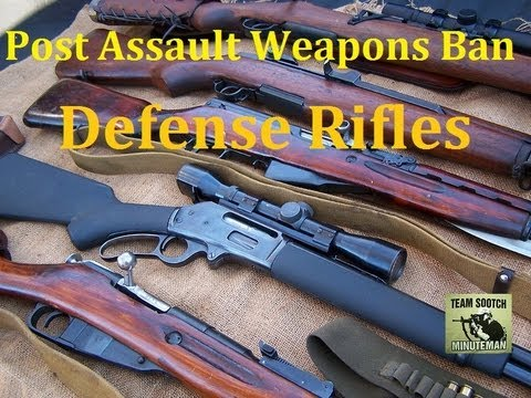 5 Top Post Assault Weapon Ban Rifles