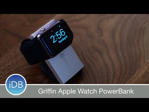 Always Have an Apple Watch Battery Handy with Griffin Travel PowerBank - Review