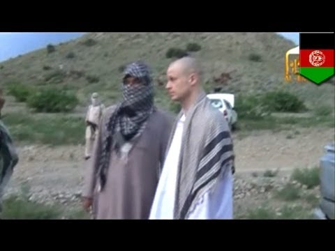 Bowe Bergdahl's Taliban release video: PoW handed over to Special Forces in Afghanistan