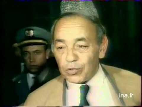 SM Hassan 2 ROI du maroc  L