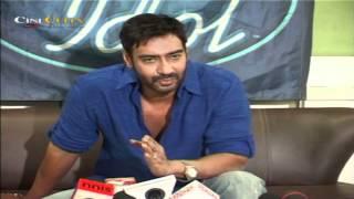 Bol Bachchan Film Promotion At Indian Idol