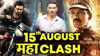 15th August को होगा इन फिल्मों का महा CLASH | Saaho v/s Mission Mangal v/s Batla House