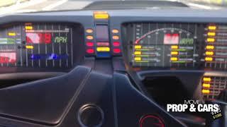 A spasso con Kitt Supercar - Knight Rider Italy - Moviepropcars
