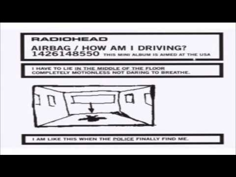 Radiohead - 6. Melatonin (Album: Airbag/How Am I Driving?)