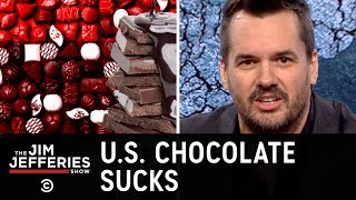 American Candy Sucks - The Jim Jefferies Show