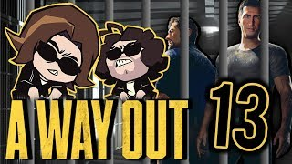 A Way Out: Construction Zone - PART 13 - Game Grumps