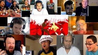 Araragi vs Kanbaru - Reaction Live Mashup 化物語