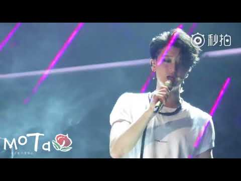 [FANCAM] 180430 Z.TAO - Misunderstand at IS GOØD Concert in Shanghai