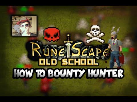 PK PRO's Bounty Hunter guide 4 skrubz | Old School Runescape (2007)