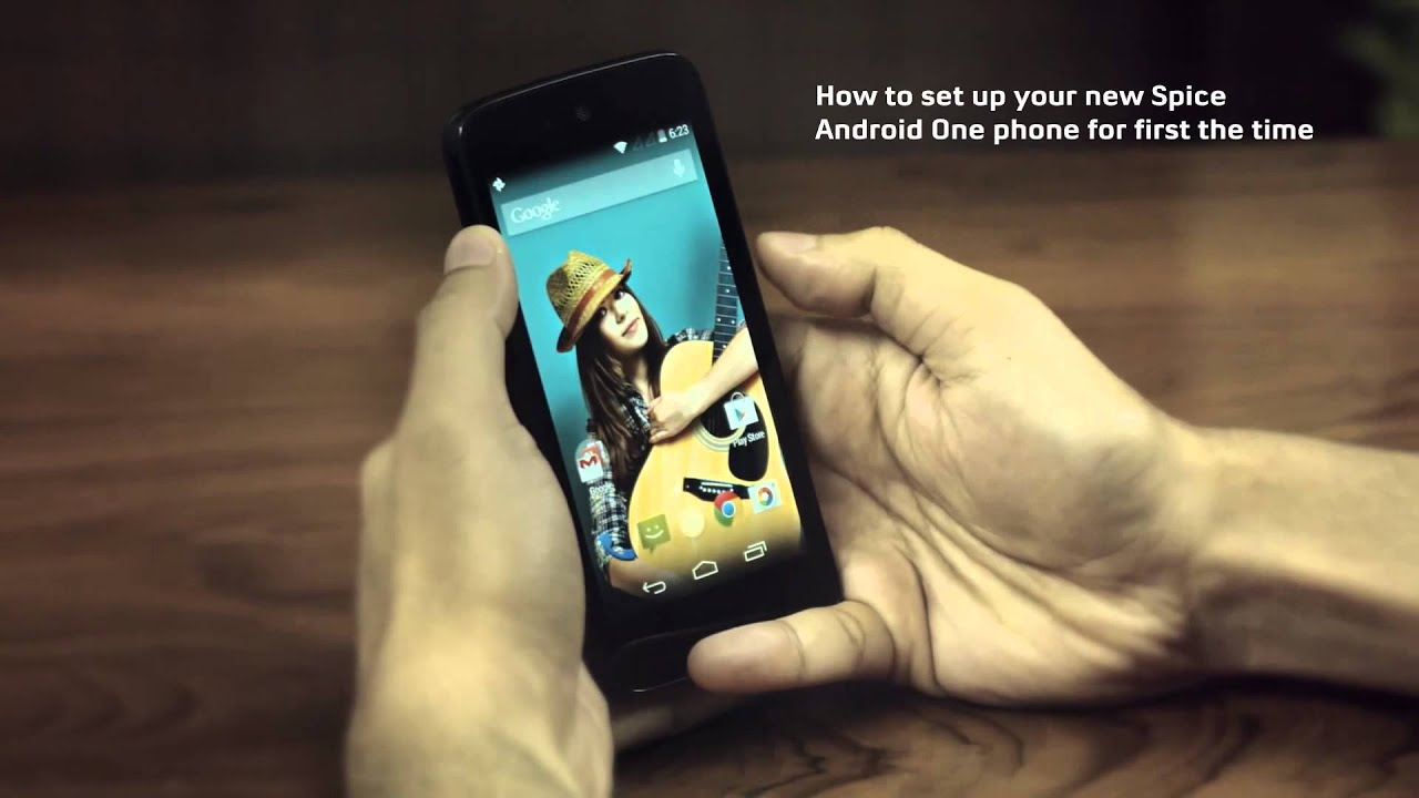 How to set up your new Spice Android One phone for the ...