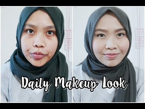 My Daily go-to Makeup Look - YouTube