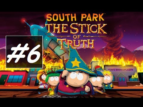 South Park: The Stick of Truth - It's Late and Alien Abduction Quest - Walkthrough Part 6 - Yeah