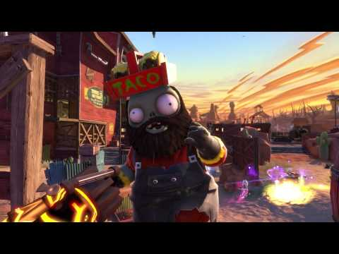 Plants vs. Zombies Garden Warfare – Trailer de Lancement PlayStation