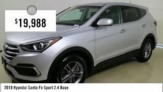 2018 Hyundai Santa Fe Sport 2.4 Base Used P539255