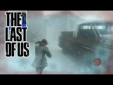 SnowStorm! EPIC Ellie Fight! -
