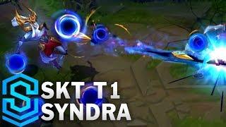 SKT T1 Syndra Skin Spotlight - League of Legends