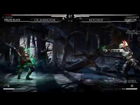 Mortal Kombat X: Fatal 8 Tournament video