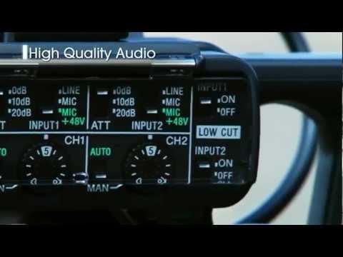 Sony HXR-NX70U NXCAM Professional Camcorder by Sony