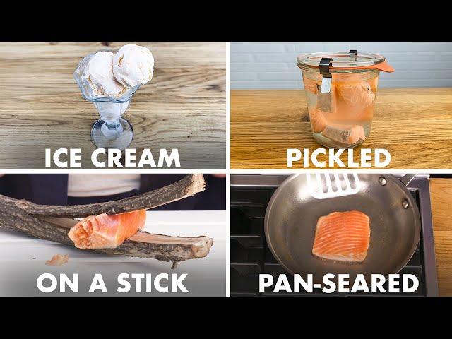 Every Way to Cook Salmon 43 Methods  Bon AppГtit