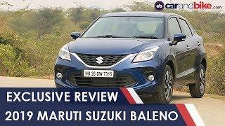 Exclusive: Maruti Suzuki Baleno Facelift Review | NDTV carandbike