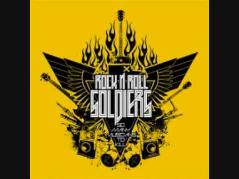 Rock N Roll Soldiers - Water Tower