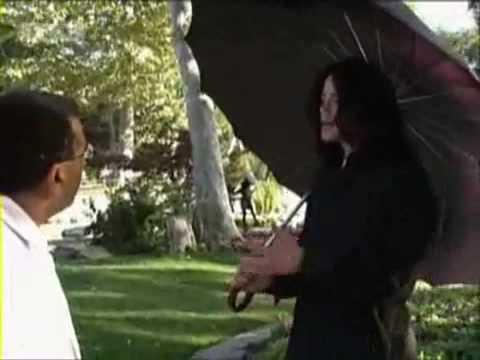 Michael Jackson climbing tree