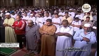 صلاة التراويح من مسجد الحسن الثاني بالدار البيضاء الشيخ عمر القزبري الليلة 29 رمضان 2017