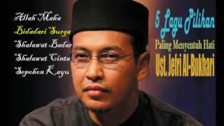 download lagu 5 Lagu Pilihan Menyentuh Hati Uje Ust. Jefri Al-buchari gratis