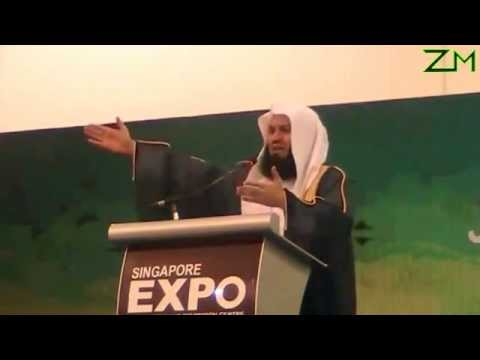 The Day Of Judgement ~ Mufti Ismail Menk ~ NEW Singapore 2014!!
