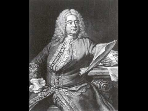 "George Frederic Handel - 'And He Shall Purify the Sons of Levi' from ""The Messiah"""