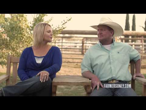 Farmers only dating site commercial
