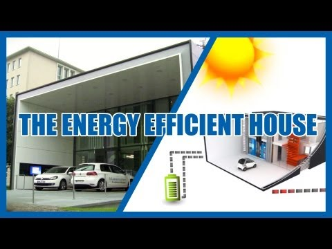 The Energy Efficient House | Fully Charged